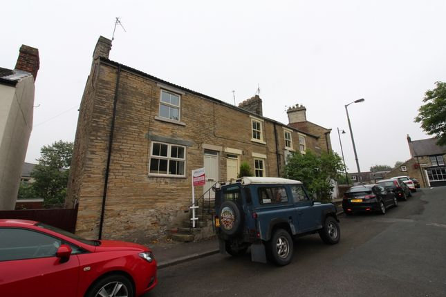 Thumbnail Terraced house to rent in Mill Street, Crook