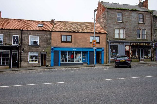Flat for sale in Castlegate, Berwick-Upon-Tweed, Northumberland