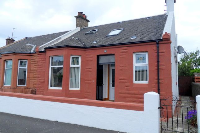 Thumbnail Semi-detached bungalow for sale in Falkland Road, Ayr