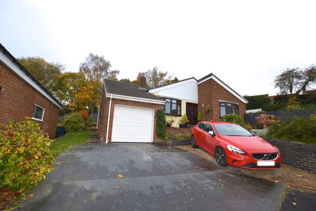 Thumbnail Detached bungalow for sale in Wellgarth Road, Washington