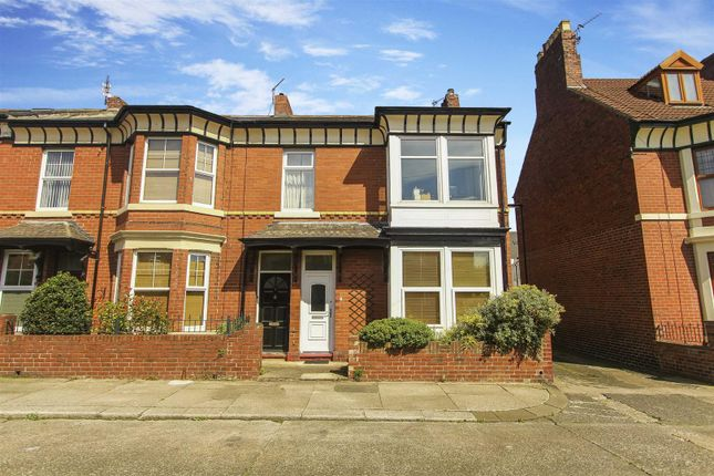 Thumbnail Flat to rent in Milton Terrace, North Shields