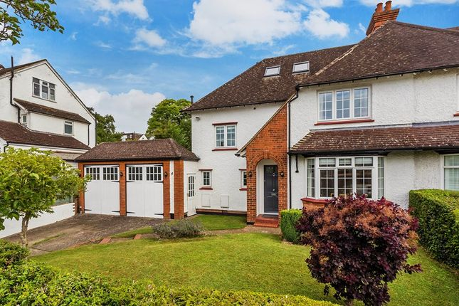 4 bed semi-detached house for sale in Warwick Road, Coulsdon