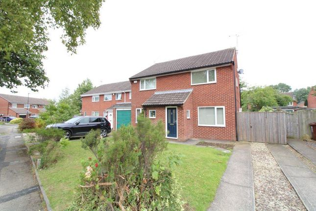 2 bed semi-detached house to rent in Elstree Court, Kenton Bank Foot, Newcastle Upon Tyne NE3