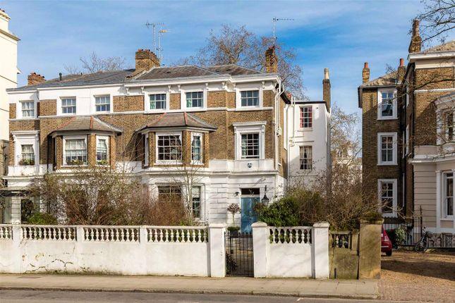 Thumbnail Semi-detached house for sale in Ladbroke Grove, Notting Hill, London