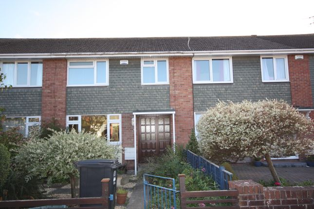 Thumbnail Terraced house to rent in Willow Close, Clevedon