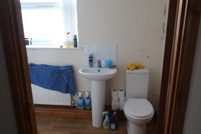 Shower Room of Bute Street, Treorchy CF42