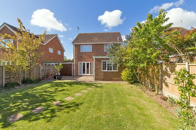 Thumbnail Detached house for sale in The Fieldings, Sittingbourne