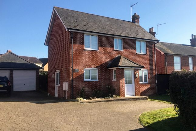 Thumbnail Detached house for sale in Brantham Hill, Brantham, Manningtree