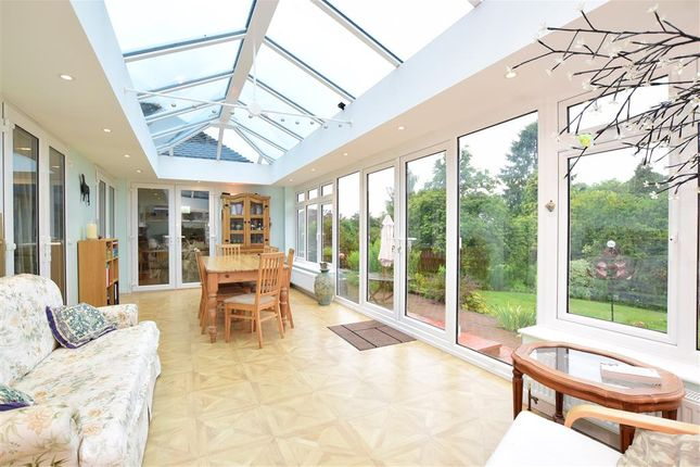 Thumbnail Bungalow for sale in Steep Lane, Findon Village, Worthing, West Sussex