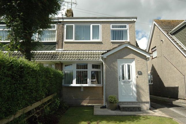 Thumbnail Semi-detached house to rent in Boarbank Road, Ulverston