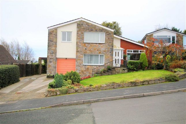 Thumbnail Detached house for sale in The Beeches, Milwr, Flintshire