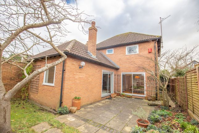 Detached house for sale in Brecon Road, Henleaze, Bristol