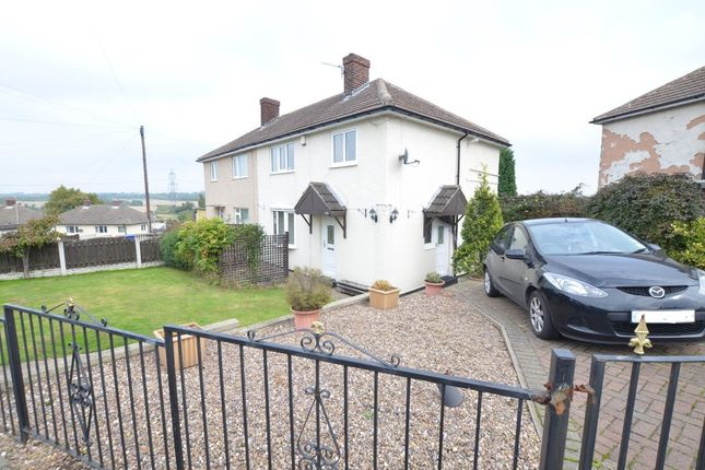 Thumbnail Semi-detached house for sale in Queens Drive, Shafton, Barnsley