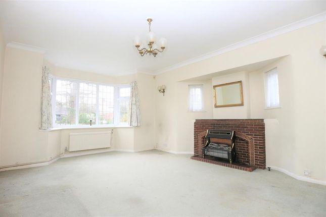 Thumbnail Detached house to rent in Poyntell Crescent, Chislehurst