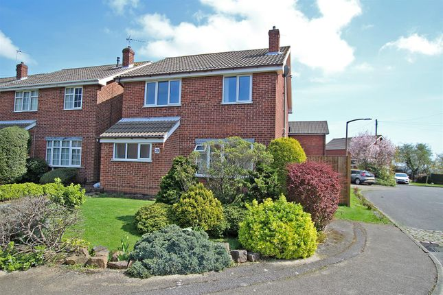 Thumbnail Detached house for sale in Glendale Close, Carlton, Nottingham