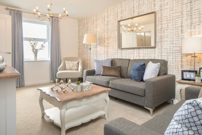 """Thumbnail Detached house for sale in """"Ingleby"""" at Winnington Avenue, Northwich"""