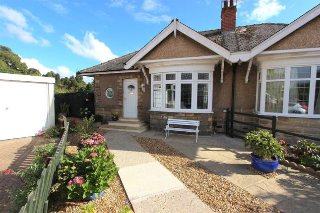 Thumbnail Semi-detached bungalow for sale in Stonehurst Drive, Darlington