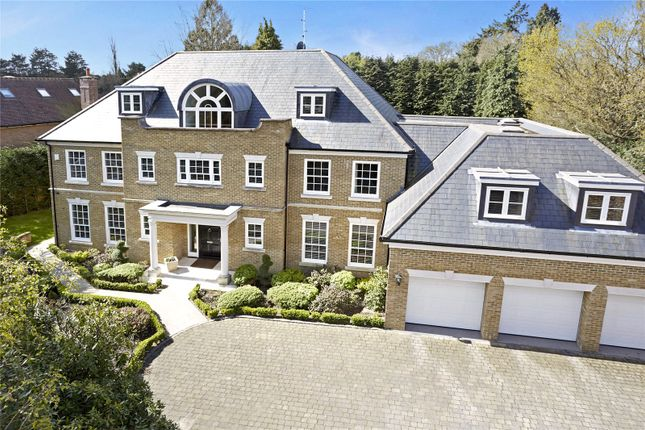 6 bed detached house for sale in Shrubbs Hill Lane, Sunningdale, Ascot, Berkshire