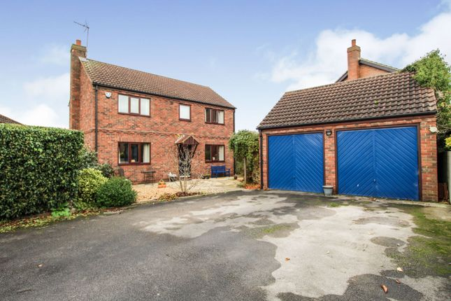 3 bed detached house for sale in Fir Tree Lane, Thorpe Willoughby, Selby YO8