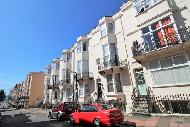 Thumbnail Maisonette for sale in Bedford Place, Brighton