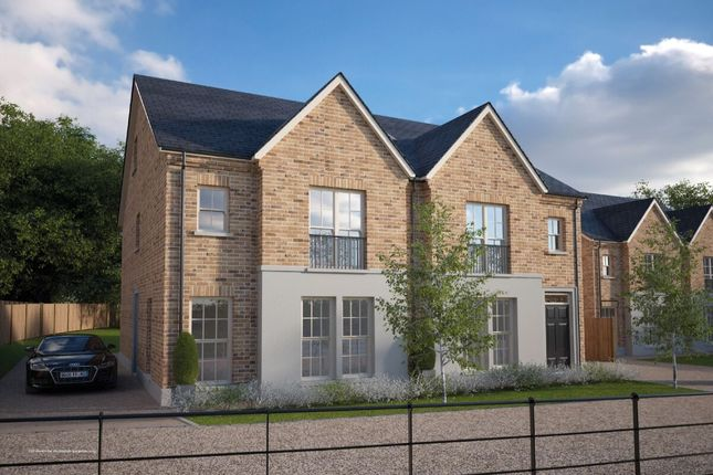 Thumbnail Semi-detached house for sale in The Haydon Mill Bridge, Newtownabbey
