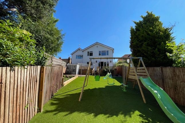 Thumbnail Detached house for sale in West End, Southampton