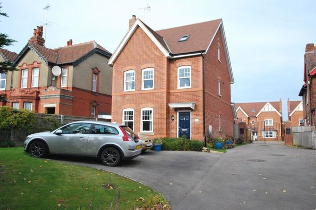 Thumbnail Detached house for sale in Addington, Barnwood Road, Gloucester