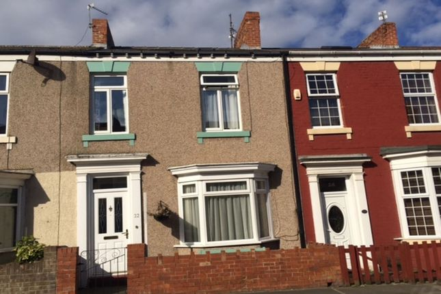Thumbnail Terraced house for sale in Ruby Street, Saltburn-By-The-Sea
