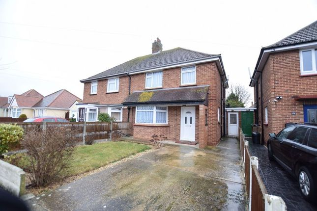 Thumbnail Semi-detached house for sale in Kenilworth Road, Holland-On-Sea, Clacton-On-Sea