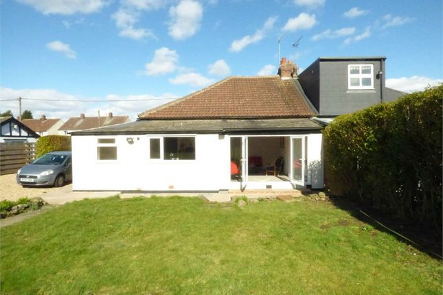 Thumbnail Semi-detached bungalow to rent in Fawdon Park Road, Fawdon, Newcastle, Tyne And Wear