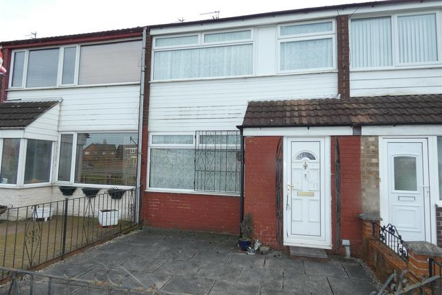 Thumbnail Terraced house for sale in Ulverston Lawn, Netherley, Liverpool