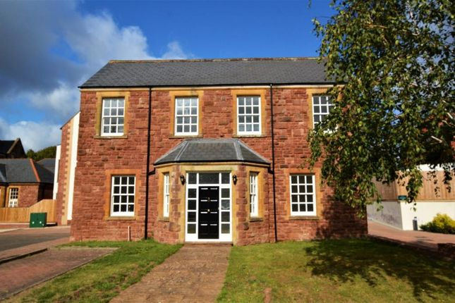 Thumbnail Detached house for sale in Dene Road, Cotford St. Luke, Taunton, Somerset