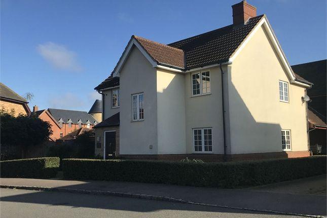 4 bed detached house for sale in Goldhawk Road, Monkston Park, Milton Keynes, Buckinghamshire