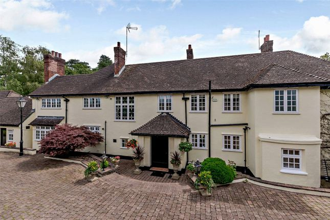 Thumbnail Detached house for sale in Castle Lane, Caerleon, Newport, Gwent