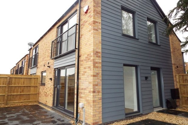 Thumbnail Property to rent in Clemency Mews, Beeston, Nottingham
