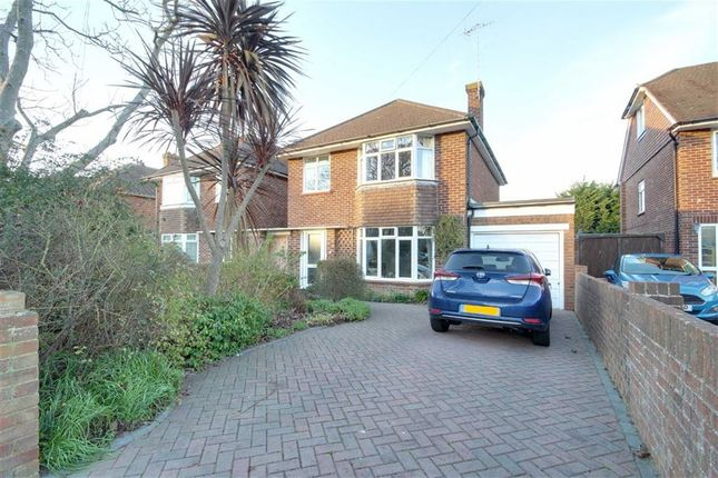 Thumbnail Detached house for sale in The Strand, Goring-By-Sea, Worthing, West Sussex