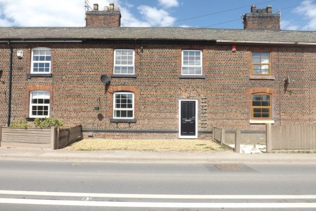 Thumbnail Terraced house to rent in South Lane, Widnes