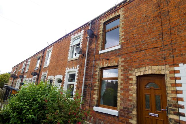 Thumbnail Terraced house to rent in Barony Terrace, Nantwich