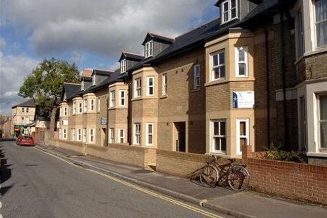Thumbnail Flat to rent in Jeune Street, Oxford