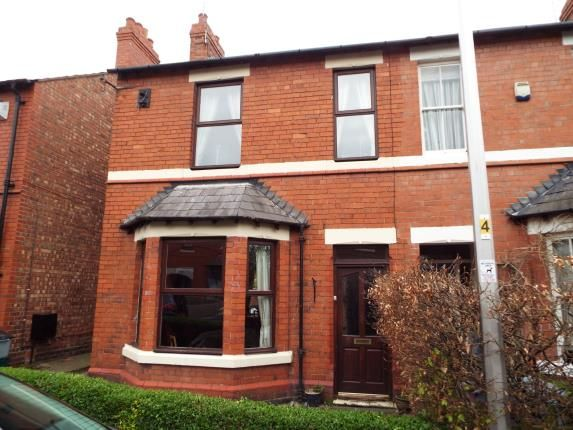 3 bed semi-detached house for sale in Kingsley Road, Chester, Cheshire