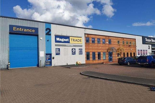 Thumbnail Light industrial to let in Units 4-5 Highland Trade Park, Maidwell Drive, Cranmore Boulevard, Solihull, Birmingham