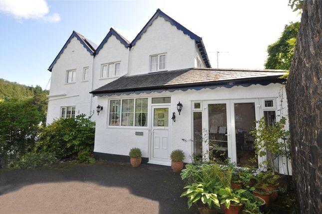 Thumbnail Detached house for sale in Week Lane, Bridgetown, Dulverton, Somerset