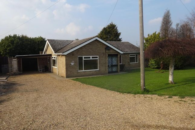 Thumbnail Detached house for sale in North Brink, Wisbech, Cambs