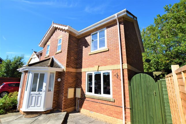 Thumbnail End terrace house for sale in Heron Gardens, Portishead, Bristol