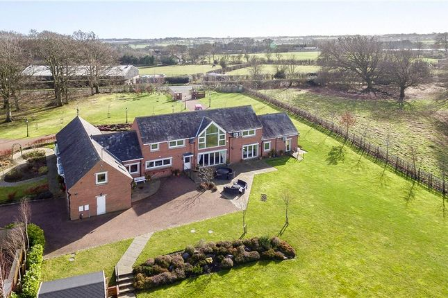 Thumbnail Detached house for sale in The Fairways, Tarn Lane, Wike/Scarcroft, Leeds, West Yorkshire