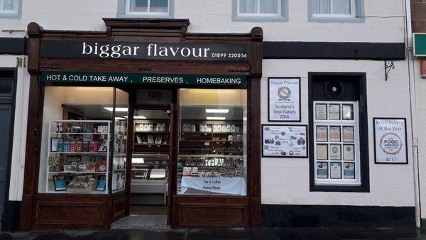 Thumbnail Retail premises for sale in High Street, Biggar, South Lanarkshire