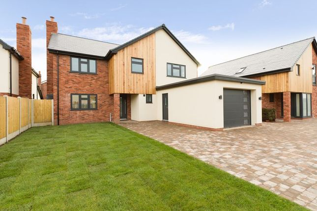 Thumbnail Detached house for sale in The Maples, Bratton Road, Bratton