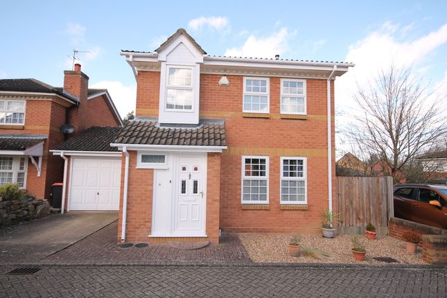 Thumbnail Detached house for sale in Litchfield Close, Kempston