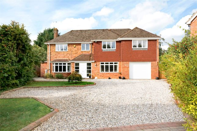 Thumbnail Detached house for sale in Upper Drive, Beaconsfield, Buckinghamshire