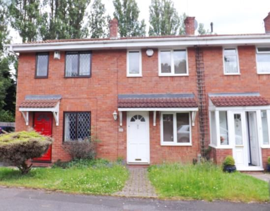Thumbnail Terraced house for sale in Raddlebarn Farm Drive, Birmingham, West Midlands